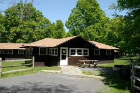 cabins in new york state parks upstater