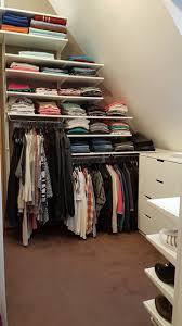 Schlafzimmer Schrank Ideen Unser Neues Ankleidezimmer Diy Ikea Selbermachen Regale