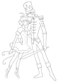 printable nutcracker coloring pages coloring