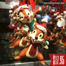 more walt disney world character ornaments on the go in mco