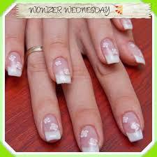 needy nails taupo acrylics gel led nail art design french