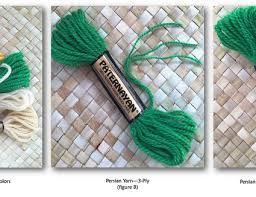 basic threads and yarns for needlepoint