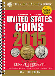 a guide book of united states coins 2015 the official red book