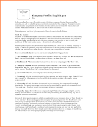 company report format template 3 construction company profile sle doc bussines 2017