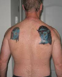 one u0027s never enough guy u0027s 2nd avatar tattoo geekologie