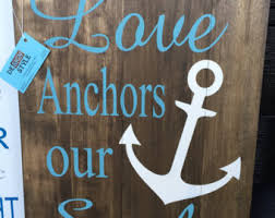 anchor of our soul etsy