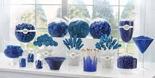 royal blue candy buffet supplies royal blue candy u0026 containers