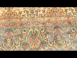Kirman Rug Oriental Rugs 201 Kerman Rug C 1970 Mp4 Youtube