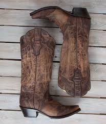 corral distressed cowboy boot women u0027s shoes buckle western