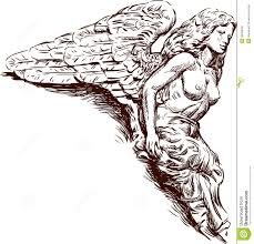 angel sketch stock photos images u0026 pictures 92 images