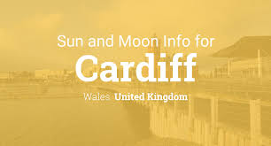Where Is Wales On The World Map by Sun U0026 Moon Times Today Cardiff Wales United Kingdom