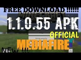 mcpe free apk mcpe 1 1 0 55 apk free minecraft pe 1 1