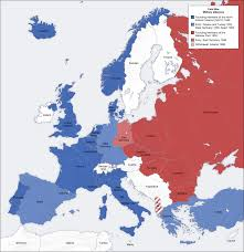 Map Of Greece And Turkey by The Differences Between East And West In Europe Through Maps