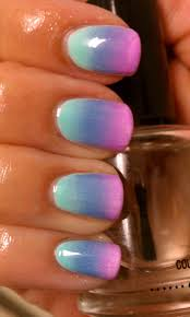 605 best ombre galaxy nail designs images on pinterest