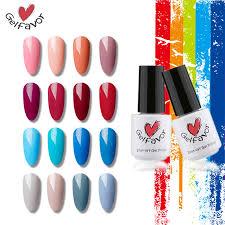 popular gel nail colors buy cheap gel nail colors lots from china