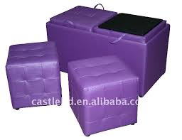 purple storage ottoman purple storage ottoman suppliers and