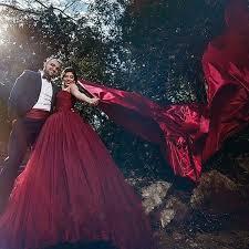 wedding dress maroon unique marsala burgundy lace wedding dresses 2017 sweetheart