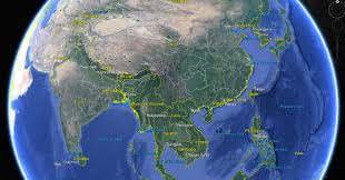 Google Map India by Google Maps In China Why Is It So Inaccurate