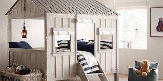 Bunk Cabin Beds Cabin Bed Collection Rh Baby Child