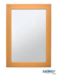 Decorative Framed Mirrors Amazon Com Monoinside Small Framed Decorative Wall Mounted Mirror