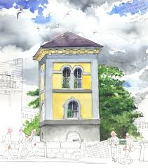 international urban sketching workshop galway 14th 16th july