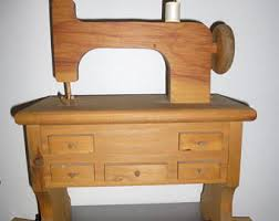 sewing machine table etsy