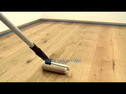 how to varnish your floor mov