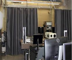 Laser Safety Curtains Window Laser Roller Portable Barriers From Laservision Usa Usa