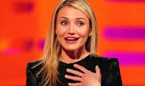 red pubic hair pictures cameron diaz defends her opinion on pubic hair during graham