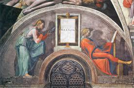 le particolarita delle lunette nella sistina la conformazione michelangelo sistine chapel ceiling naason restored gallery of sistine chapel ceiling wikipedia the free encyclopedia
