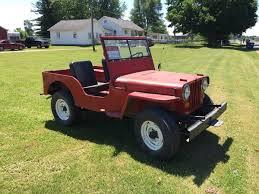 jeep willys for sale 1948 willys cj2a jeep for sale in cedar springs mi 7 200