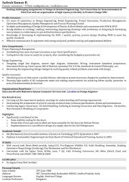 resume template sle student contract unusualchanical engineer resume sle professional resumes entry