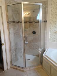 Diy Frameless Shower Doors Semi Frameless Shower Doors Raleigh Nc Shower Glass