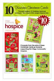 10 kiwiana christmas cards pack hospice christmas cards