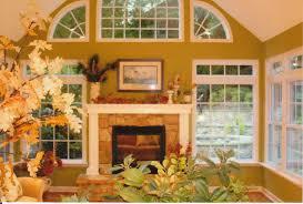 sunroom with fireplace home decorating interior design bath