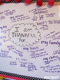 thanksgiving writing activity miss giraffe u0027s class november writing crafts