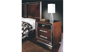 Monte Carlo Bedroom Furniture Monte Carlo Night Stand Modern Nightstand Wood Furniture Encino