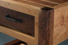 handmade walnut and white oak butchers blocks by walnut wood works