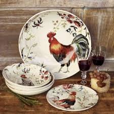 rooster français dinnerware williams sonoma chicken farmers