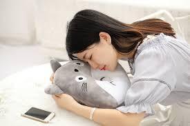 35 25 ostrich pillow mini comfortable desk rest arm big nap pillow travel cushion sleep innovative office power nap pillow aliexpress