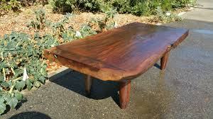 live edge table with turquoise inlay black walnut coffee table with live edge elements graft line