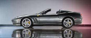 Ferrari California Old - 13 iconic ferraris expected to fetch millions at auction