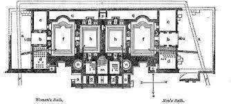 baths of caracalla floor plan loutron