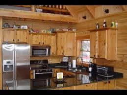 log cabin kitchen cabinets youtube
