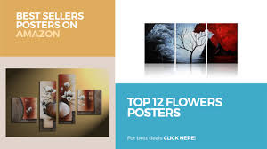 Best Room Posters Top 12 Flowers Posters Best Sellers Posters On Amazon Youtube