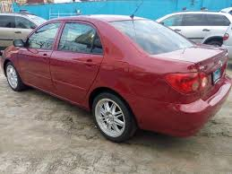 toyota corolla s 2005 for sale pictures of cars for sale in nigeria