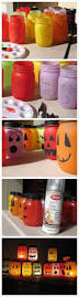 Halloween Candy Jar Ideas by 41 Best Halloween Mason Jar Ideas Images On Pinterest Halloween