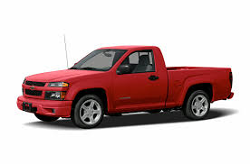 2007 chevrolet colorado new car test drive