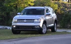 volkswagen atlas interior 2018 volkswagen atlas like an open book on america the car guide