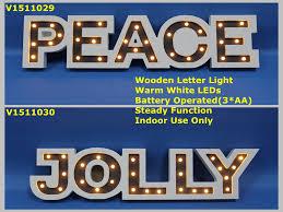 wooden letter templates changzhou v young international trading co ltd wooden letter light
